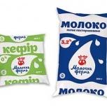 Производитель мягкой упаковки молока Энтерфлекс, Новосибирск