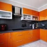 Кухня Оранжевая, Новосибирск