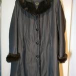 Продается женское пальто два в одном, Новосибирск