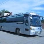 Заказ аренда туристических автобусов, Новосибирск