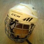 шлем хоккейный ССМ детский, Новосибирск
