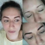 Перманентный макияж/татуаж, Новосибирск