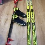 Лыжи детские беговые, Новосибирск