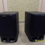 Продам колонки из Японии Sony SS-H10(80W), Новосибирск