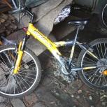 Продам велосипед б/у юношеский, Новосибирск
