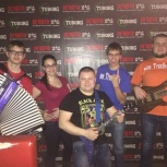 Вокально - инструментальный ансамбль По Требованию, Новосибирск