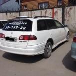 Toyota Caldina 2000, аренда  выкуп, Новосибирск