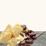 Масло какао натуральное нерафинированное Колумбия, 200 гр., Новосибирск