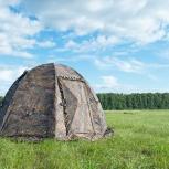 Палатка походная УП-2, Новосибирск