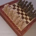 Шахматы ручной работы прямо с острова Бали, Новосибирск