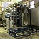 Автоматическая блок-форма для производства пенополистирола, Новосибирск