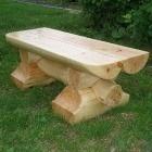Деревянная рубленная мебель ручной работы, из кедра, сосны, для дачи, Новосибирск