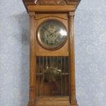 Продам антикварные настенные часы, Новосибирск