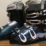 Продам ботинки для горных лыж, Новосибирск