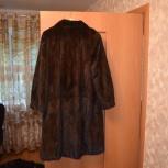 Норковая шуба, размер 48-50 в прекрасном состоянии, Новосибирск