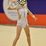 Купальник для художественной гимнастики 132-142, Новосибирск