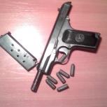 Охолощенный вариант пистолета ТТ СХ, Новосибирск