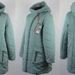 Удлиненная куртка 54 размер демисезон новая, Новосибирск