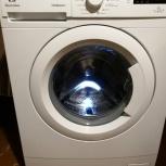 Продам узкую стиральную машину, Новосибирск