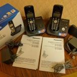 Радиотелефоны Panasonic KX-TG7205 и KX-TG7225, Новосибирск