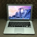 "Apple Macbook Air 13"" Core i5 4gb RAM SSD 128gb, Новосибирск"