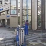 Уборка после строительства,ремонта/ Мытье остекления,фасадов,окон, Новосибирск