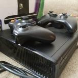 Игровая приставка Xbox 360 4Gb с 2мя джойстиками, Новосибирск