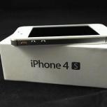 Apple iPhone 4S 16Gb (б/у смартфон), Новосибирск