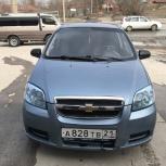Аренда авто. Выкуп. Chevrolet Aveo, акпп, левый руль, Новосибирск