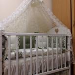 Комплект в кроватку, выписной, Новосибирск