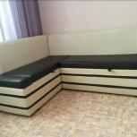 Продам угловой диван на кухню, Новосибирск