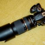 Фотоаппарат Nikon D5100 + Tamron 70-300/4-5.6 VC USD, Новосибирск