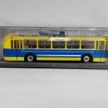 Троллейбус Музейный ЗиУ-5,  масштабная модель 1/43 CLASSICBUS, Новосибирск