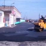 асфальтирование и укладки плитки тротуарная. ремонт дорог в Новосибиск, Новосибирск