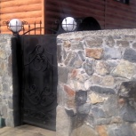 Строительство заборов, ограждений: бут, кирпич,металлосайдинг,профлист, Новосибирск
