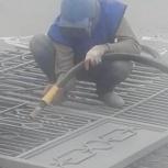 Пескоструйная очистка с выездом по НСО. Есть камера и полимерка, Новосибирск