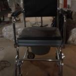 Кресло-коляска с санитарным оснащением, Новосибирск