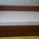 Кровать с матрасом, Новосибирск