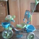 Продам детский трехколесный велосипед, Новосибирск