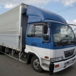 Грузоперевозки фургон 5тонн 35 куб.м. Без выходных, Новосибирск