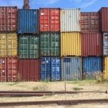 Контейнеры 3, 5, 20, 40-тонные продаём, покупаем, доставляем, Новосибирск