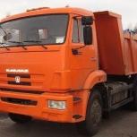 Вывоз снега, мусора. Услуги самосвалов Камаз 10-15 тонн, Новосибирск