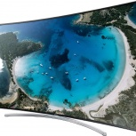 Samsung UE48H8000 Full HD 3D Smart TV изогнутый, Новосибирск