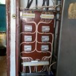 электромантажные работы, электрик, Новосибирск