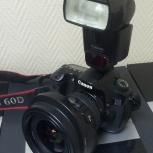 Зеркальный фотоаппарат Canon EOS60D с доп.фототехникой или без, Новосибирск