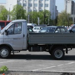 Грузоперевозки Газель борт открытый., Новосибирск