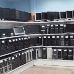 Игровые 4-х ядерные пк на платформе AMD. Гарантия от магазина, Новосибирск