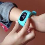 Детские смарт часы Q50 с GPS, Новосибирск