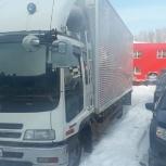 Грузоперевозки до 6 тонн Город - Межгород, Новосибирск