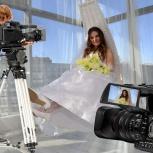 Видеооператор, видеосъемка свадеб, юбилеев, Новосибирск